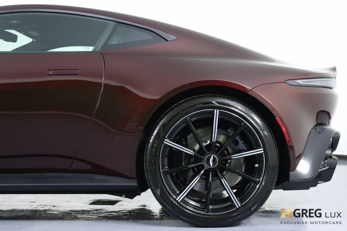 2020 Aston Martin Vantage  #29