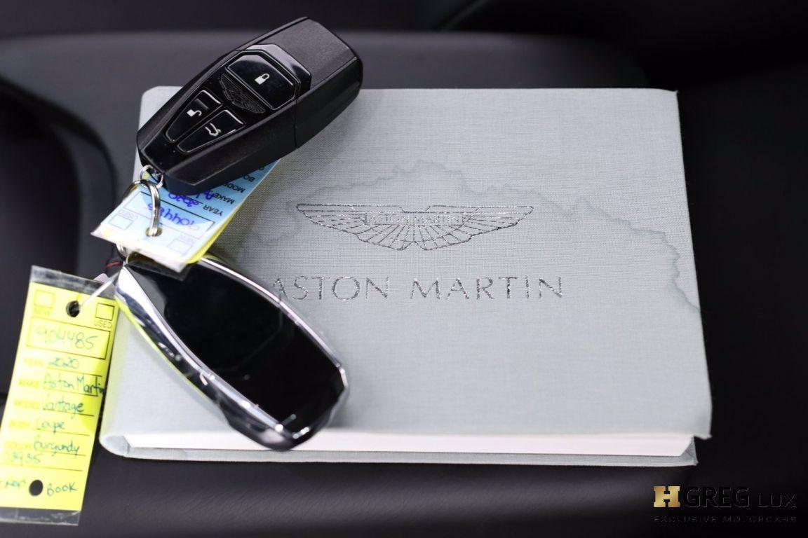 2020 Aston Martin Vantage  #52