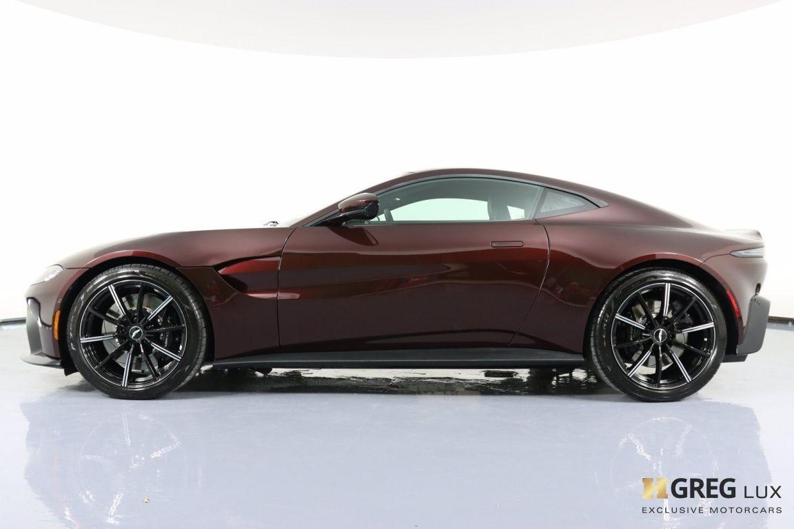 2020 Aston Martin Vantage  #25