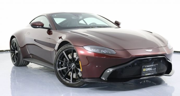 2020 Aston Martin Vantage  #0