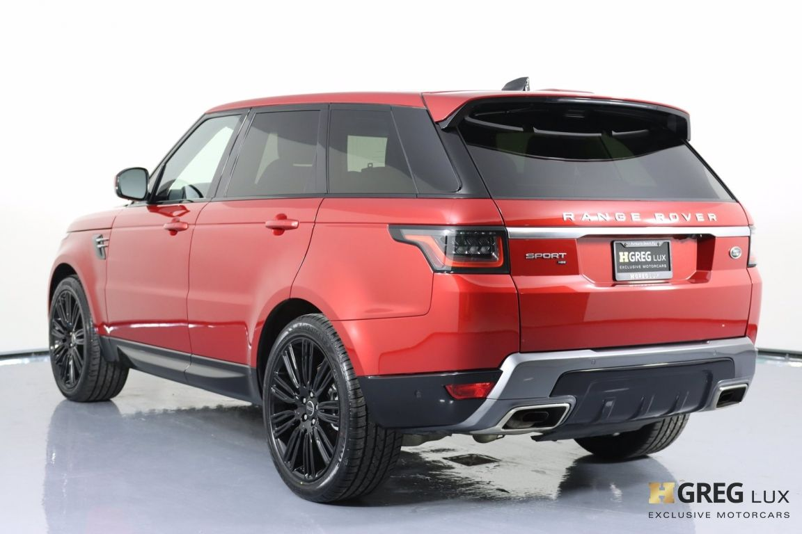 2020 Land Rover Range Rover Sport HSE #23