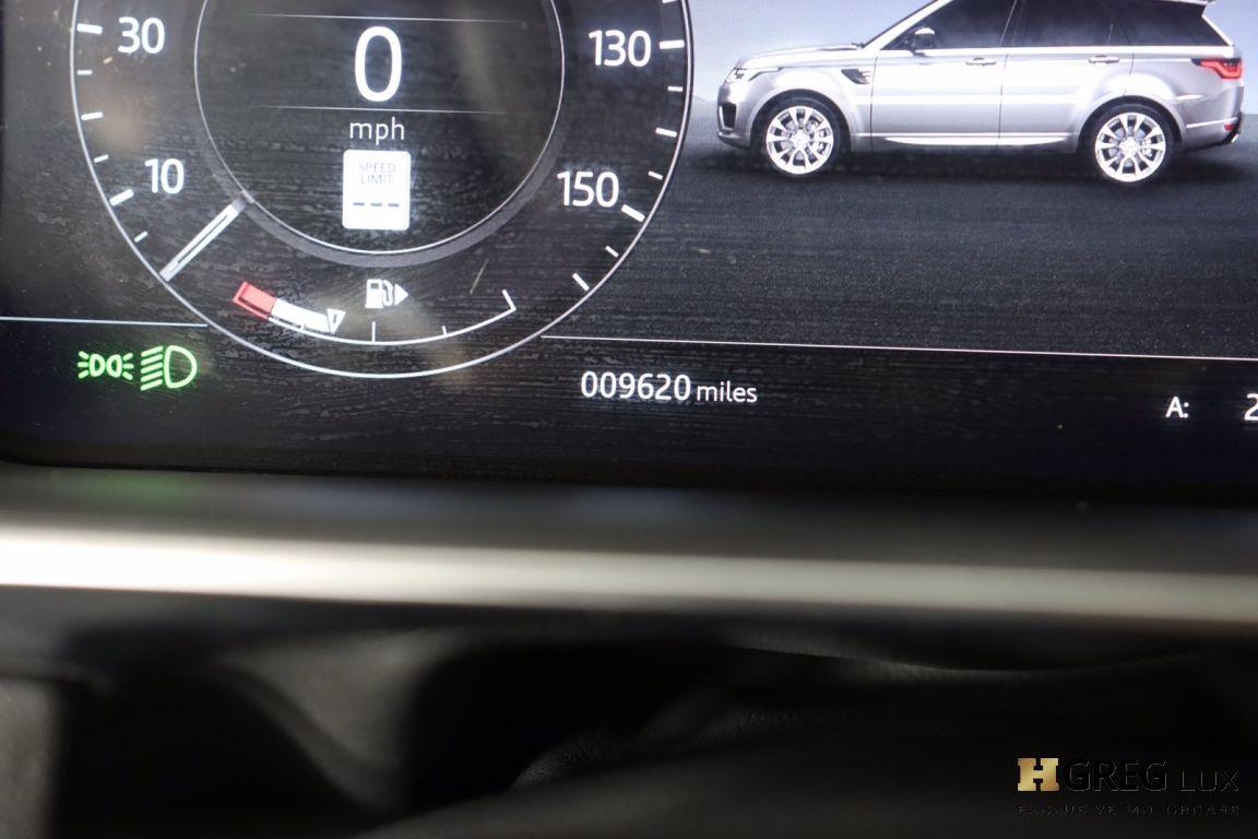 2020 Land Rover Range Rover Sport HSE #56