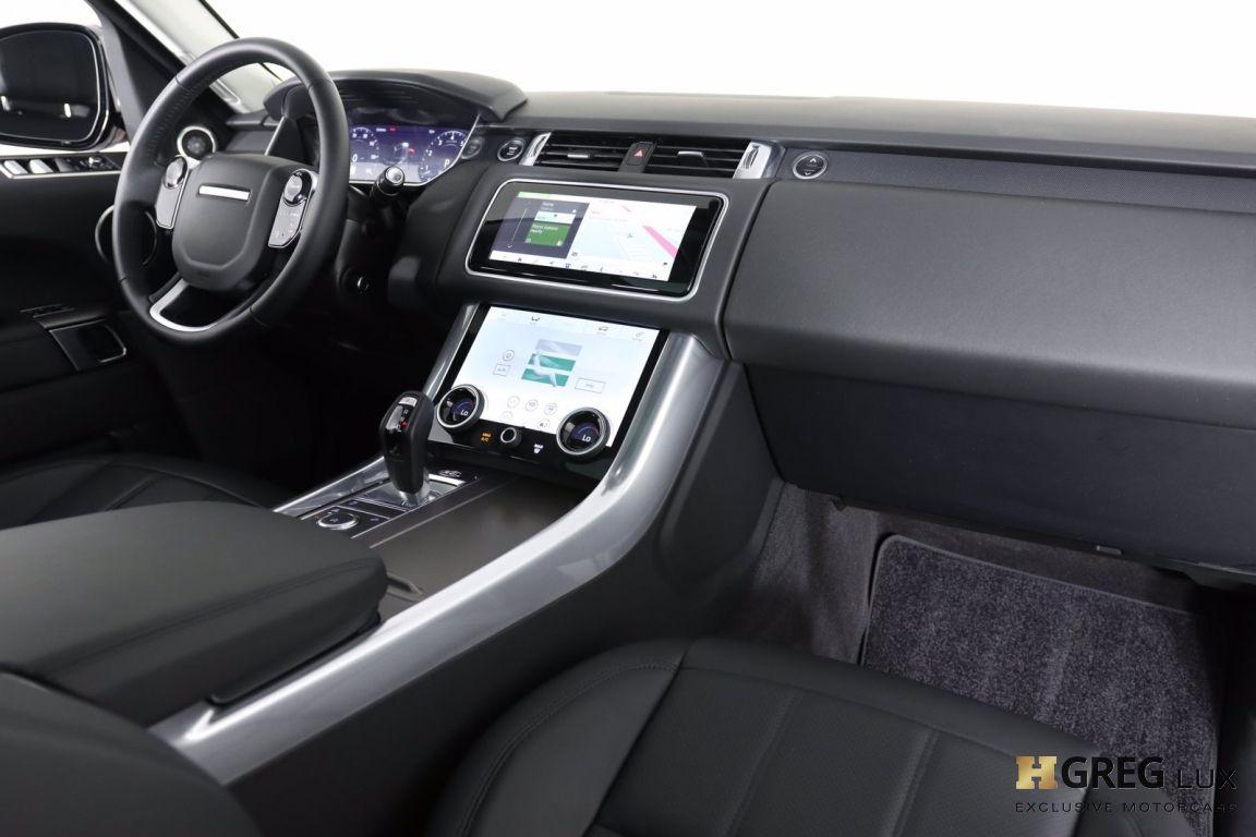 2020 Land Rover Range Rover Sport HSE #58