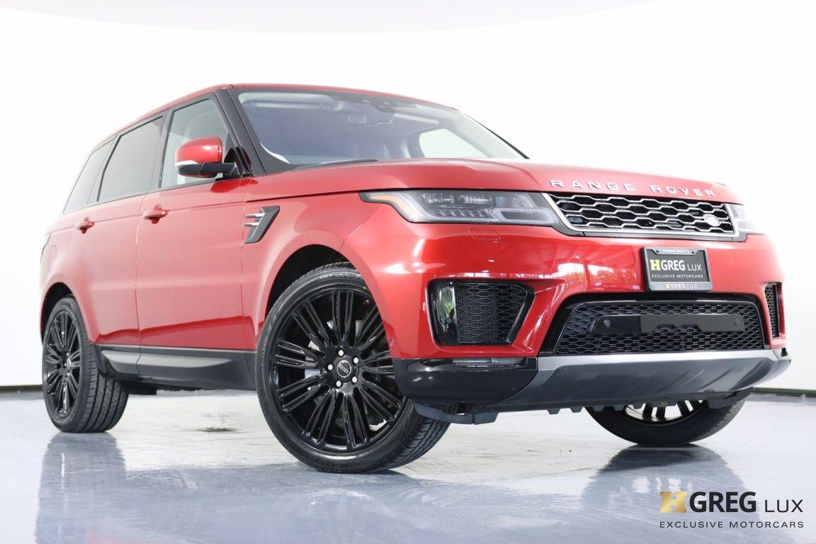 2020 Land Rover Range Rover Sport HSE #30