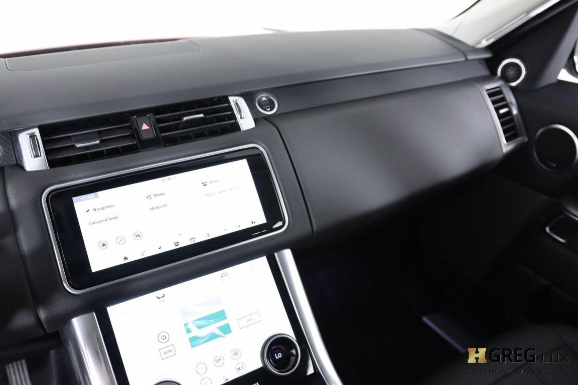 2020 Land Rover Range Rover Sport HSE #43