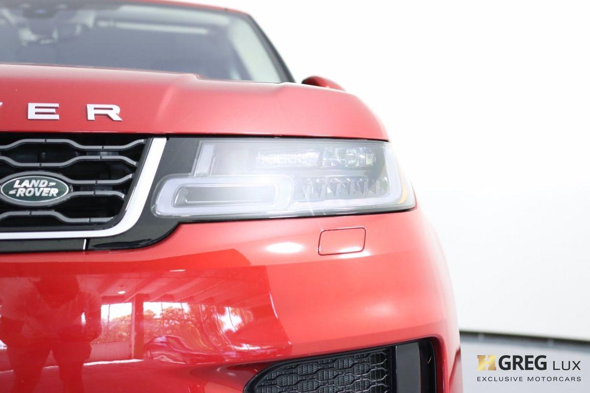 2020 Land Rover Range Rover Sport HSE #5