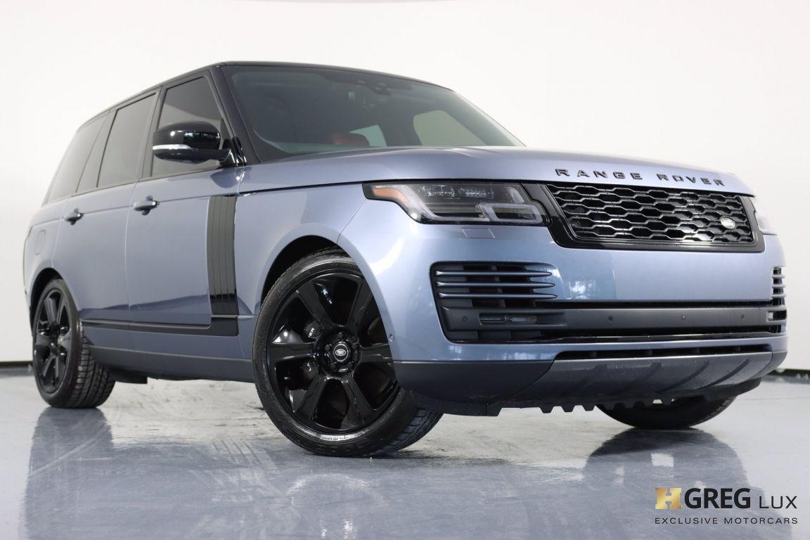 2020 Land Rover Range Rover Autobiography #31
