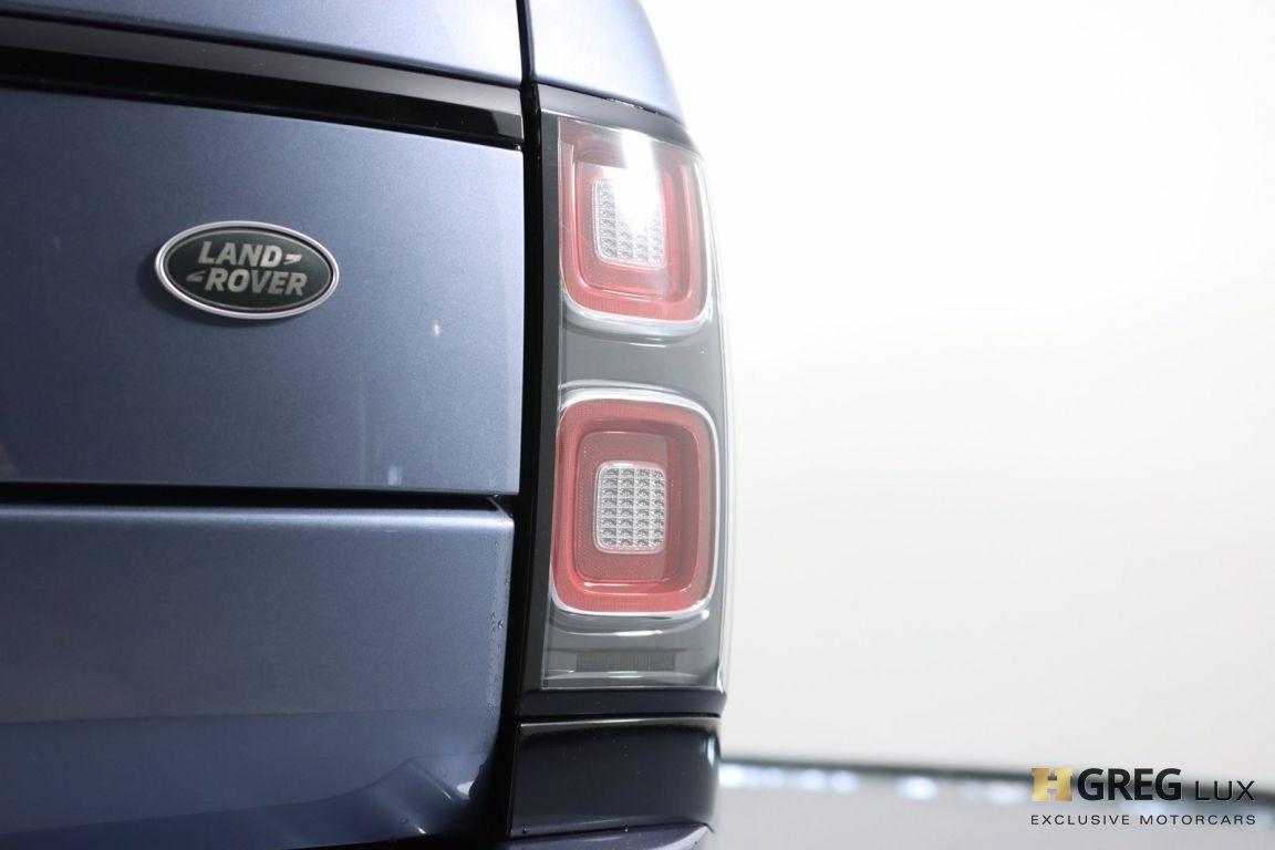 2020 Land Rover Range Rover Autobiography #20