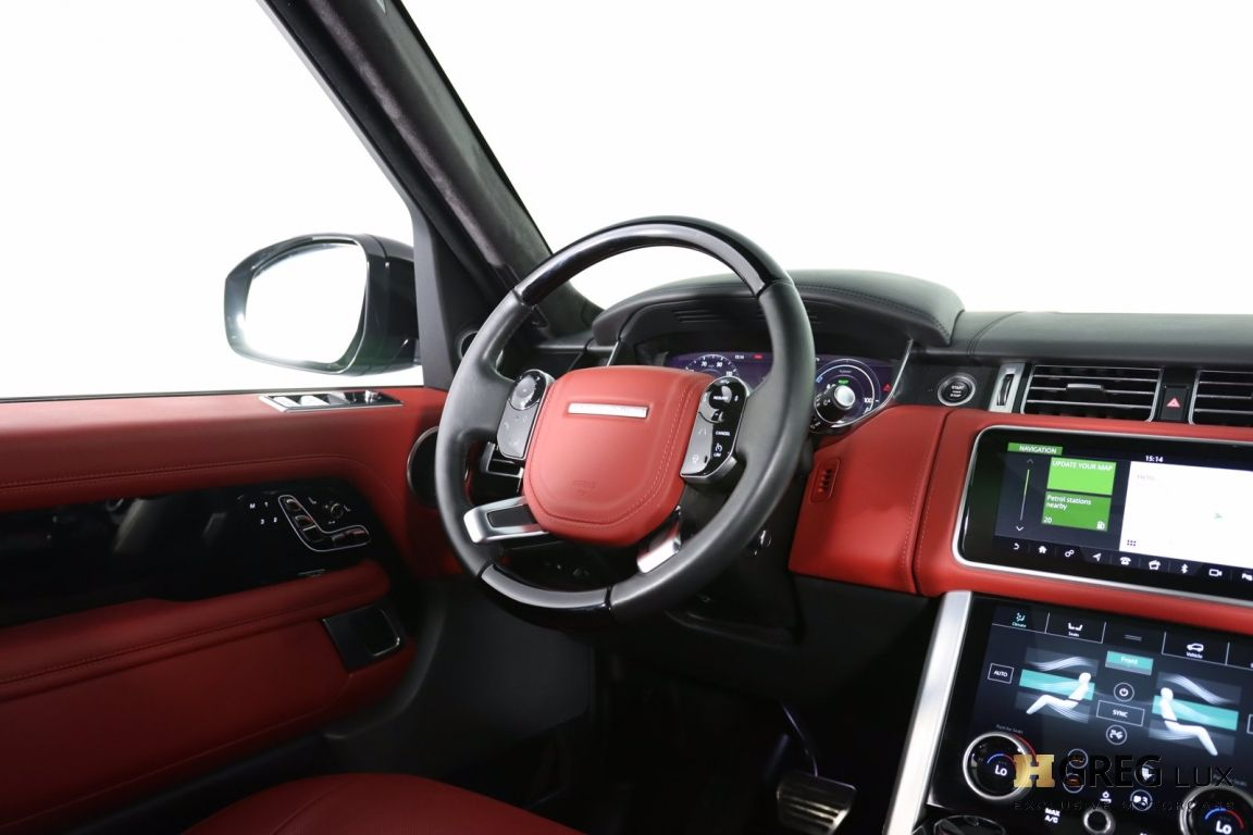 2020 Land Rover Range Rover Autobiography #50