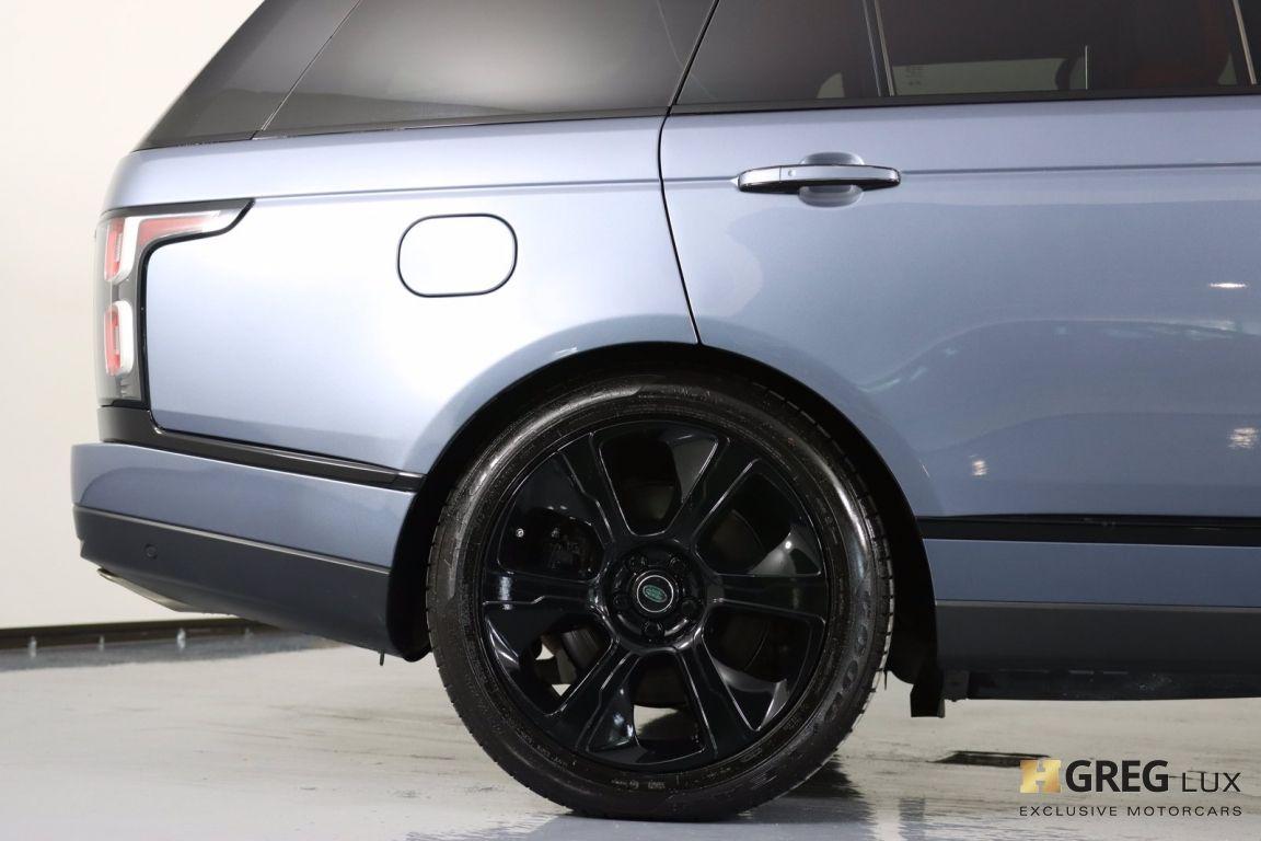 2020 Land Rover Range Rover Autobiography #15