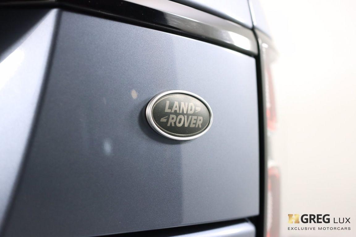 2020 Land Rover Range Rover Autobiography #23