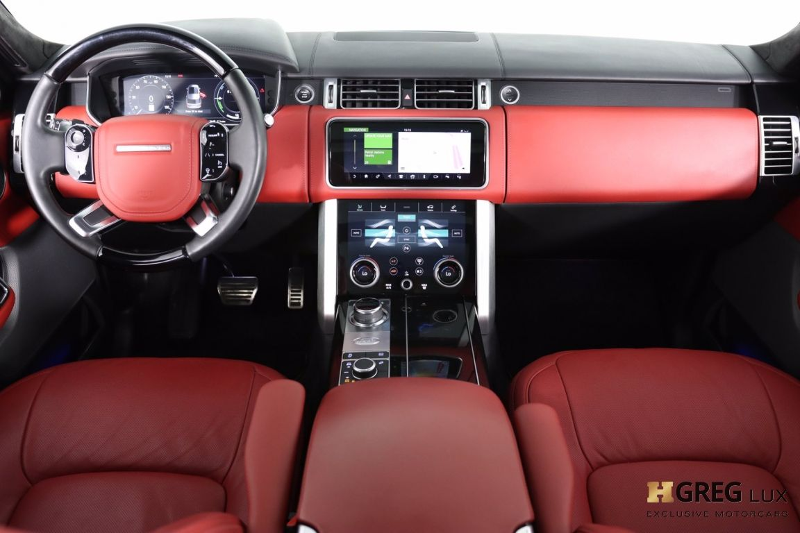 2020 Land Rover Range Rover Autobiography #32