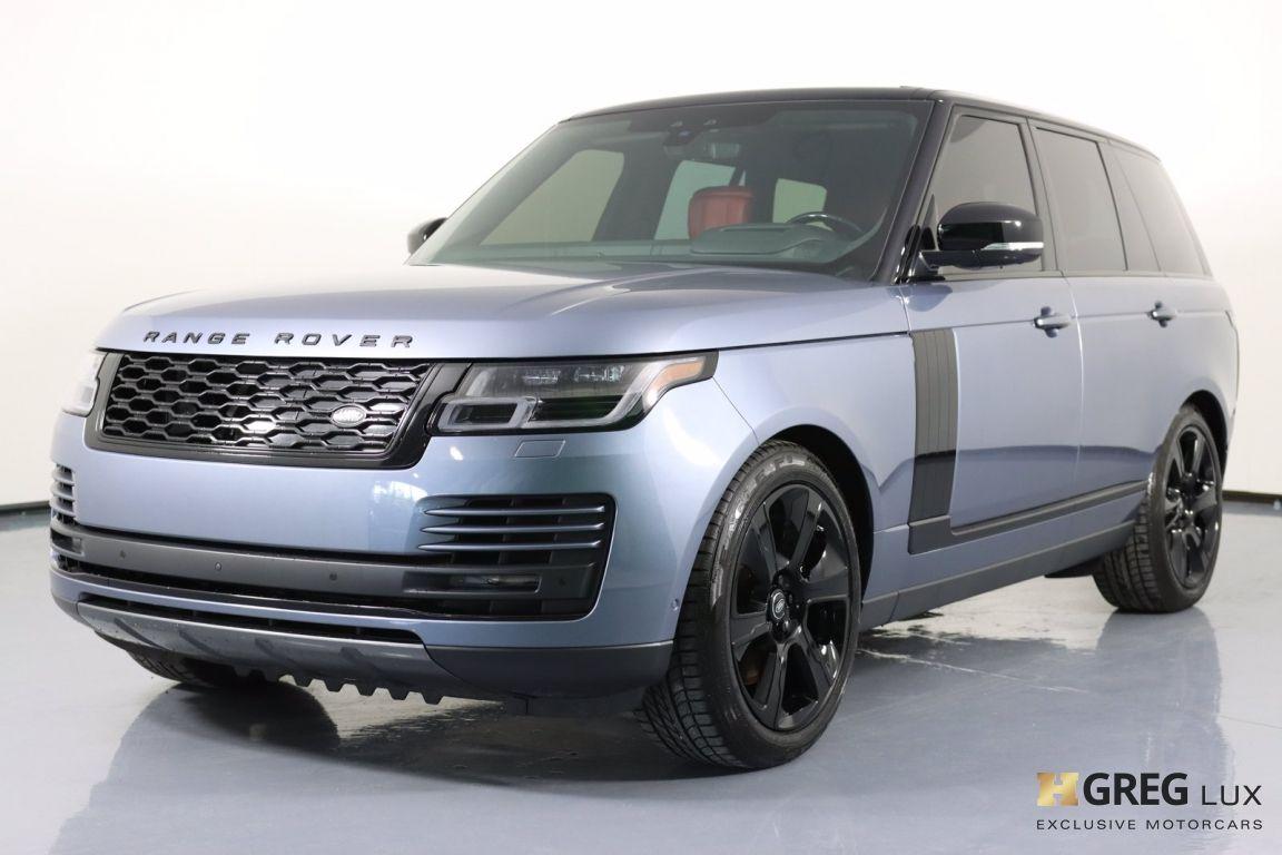 2020 Land Rover Range Rover Autobiography #30