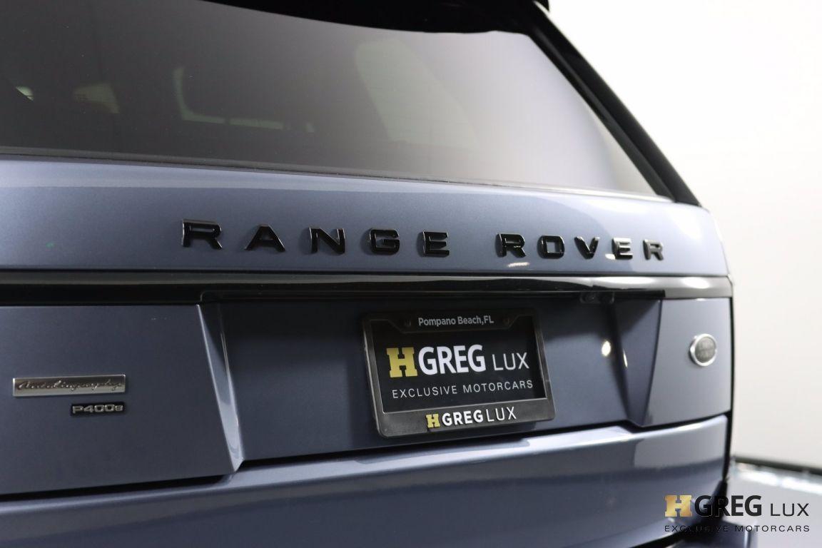 2020 Land Rover Range Rover Autobiography #21