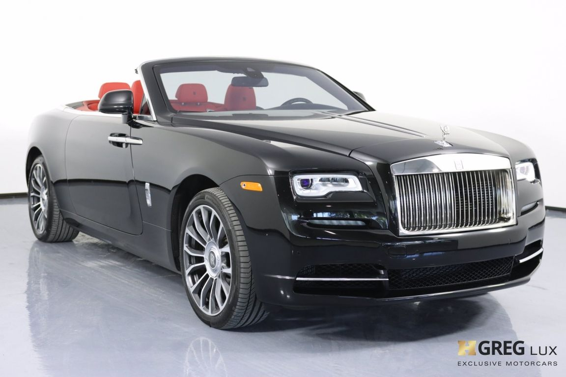 2018 Rolls Royce Dawn  #11