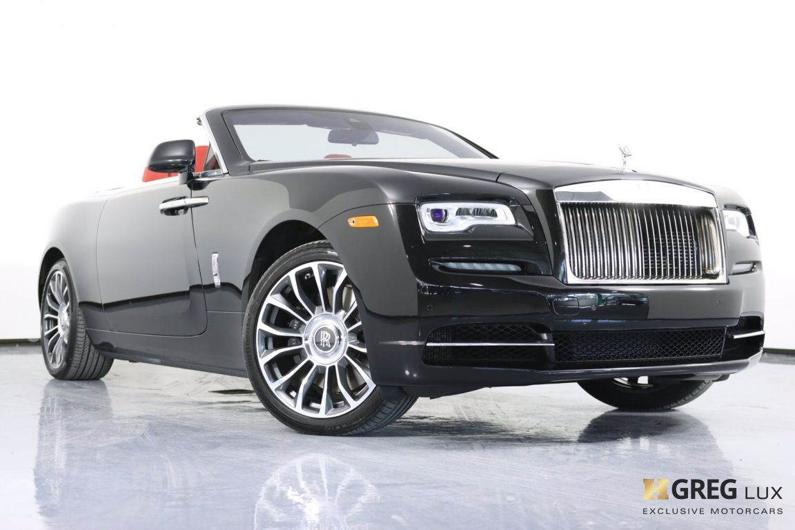 2018 Rolls Royce Dawn  #33