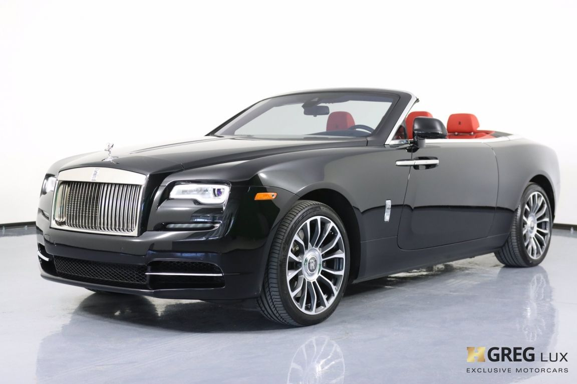 2018 Rolls Royce Dawn  #32