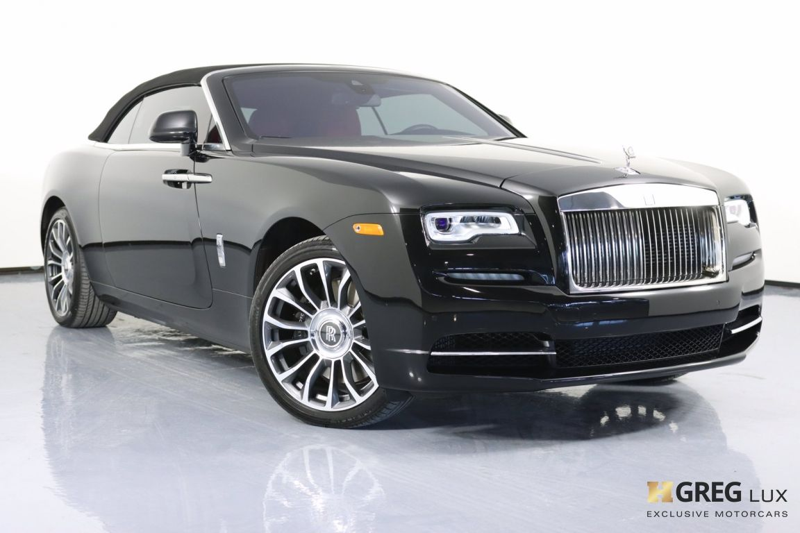 2018 Rolls Royce Dawn  #3