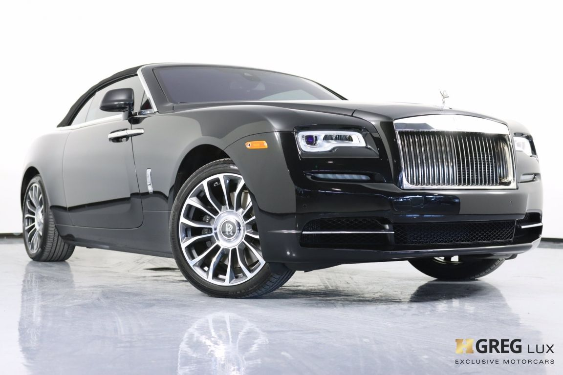 2018 Rolls Royce Dawn  #34