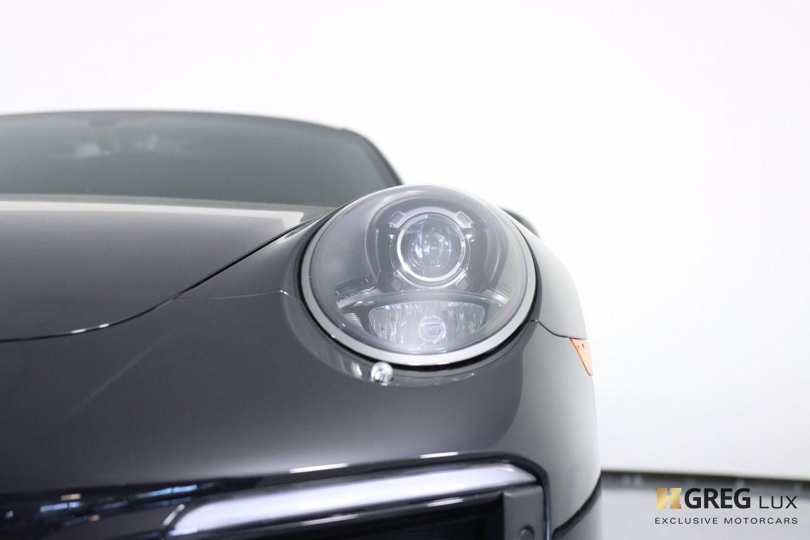 2018 Porsche 911 Carrera S #5