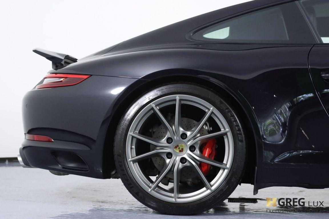 2018 Porsche 911 Carrera S #14