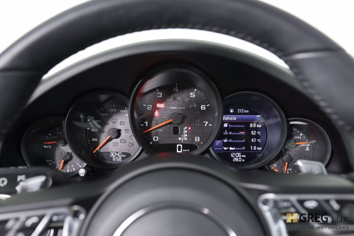 2018 Porsche 911 Carrera S #58