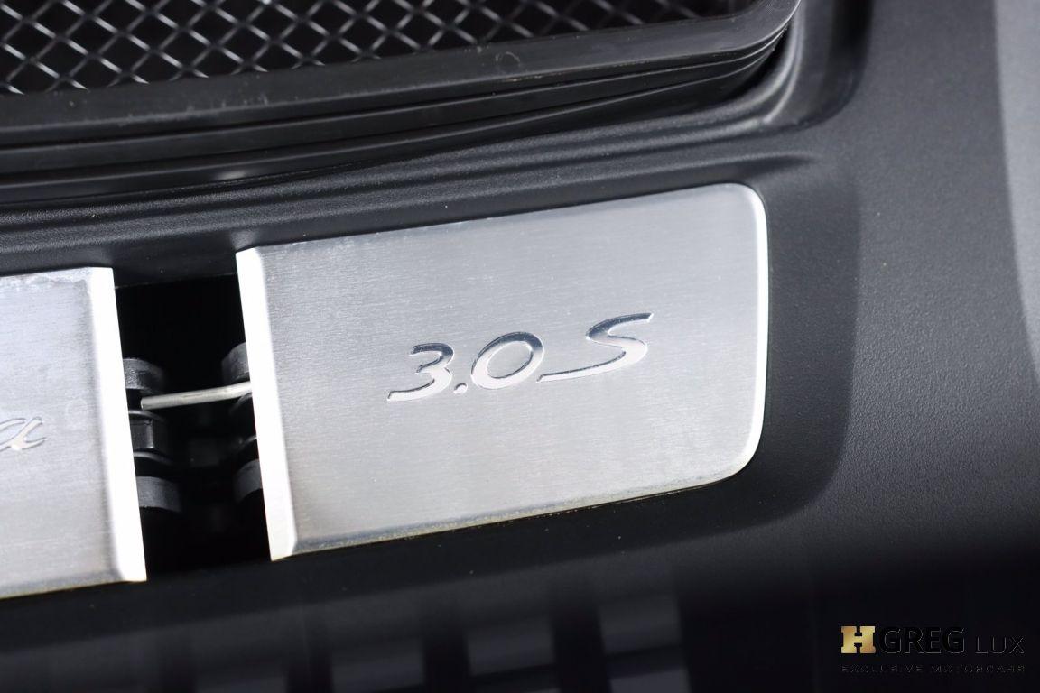 2018 Porsche 911 Carrera S #65