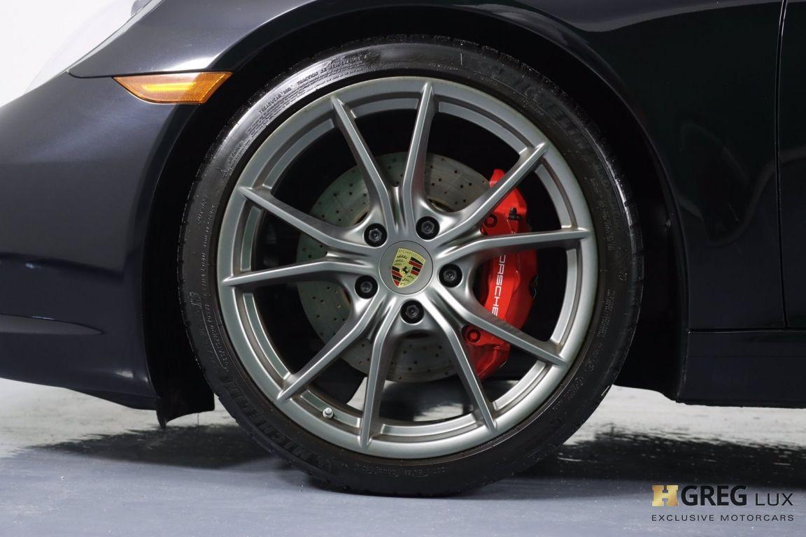 2018 Porsche 911 Carrera S #26