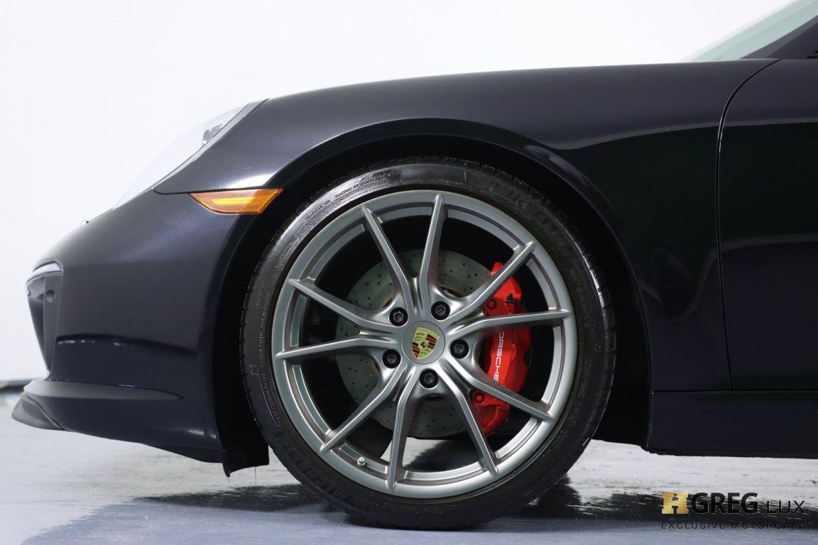2018 Porsche 911 Carrera S #25