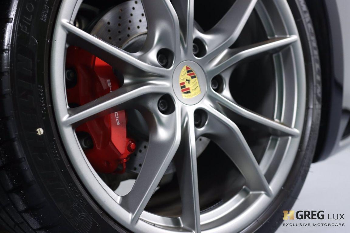 2018 Porsche 911 Carrera S #30
