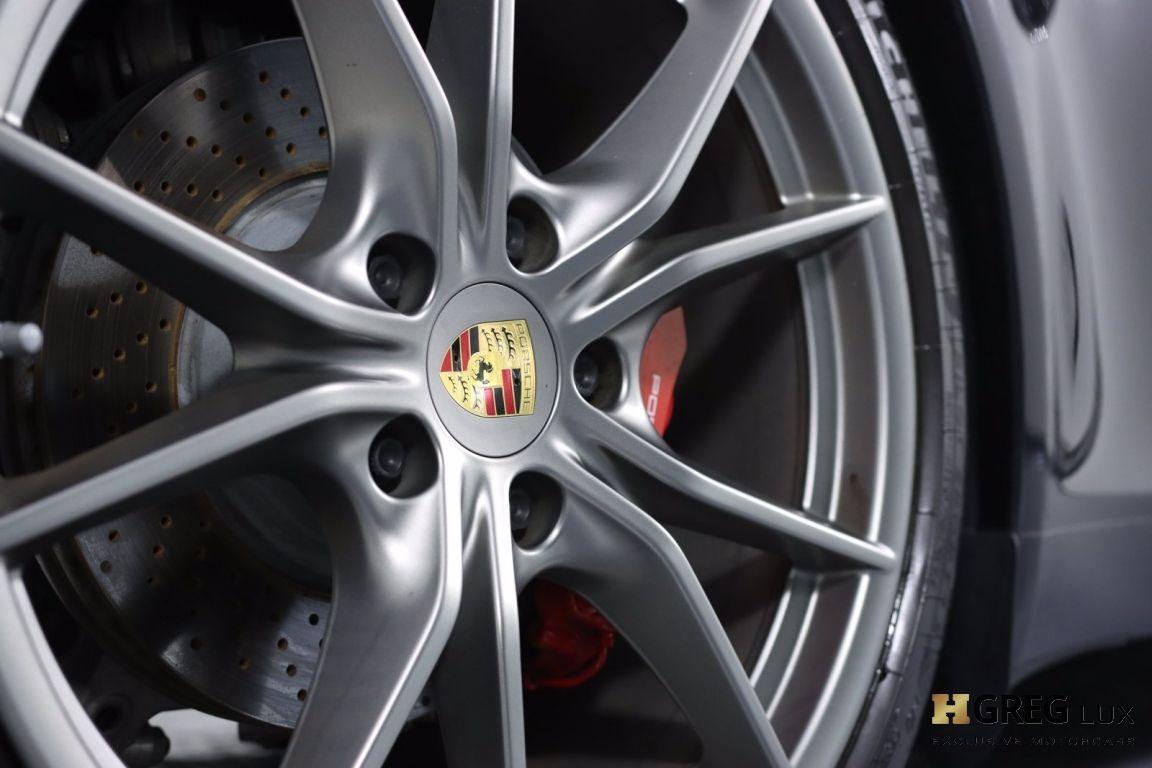 2018 Porsche 911 Carrera S #16