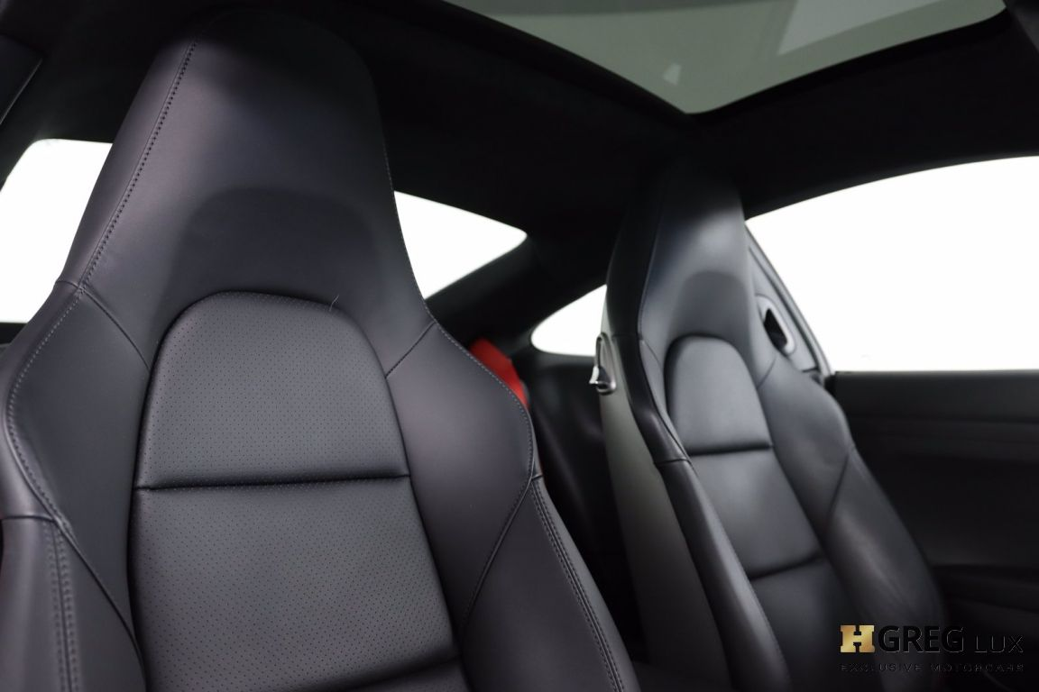 2018 Porsche 911 Carrera S #34