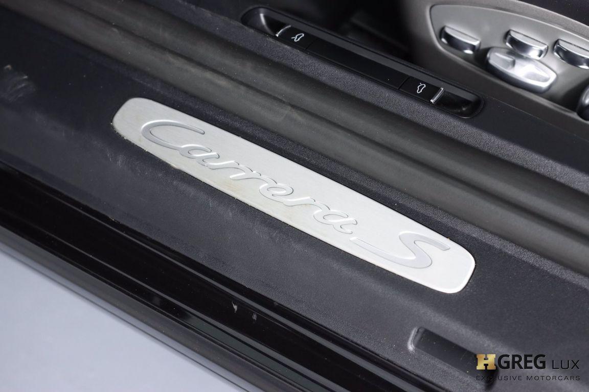 2018 Porsche 911 Carrera S #44