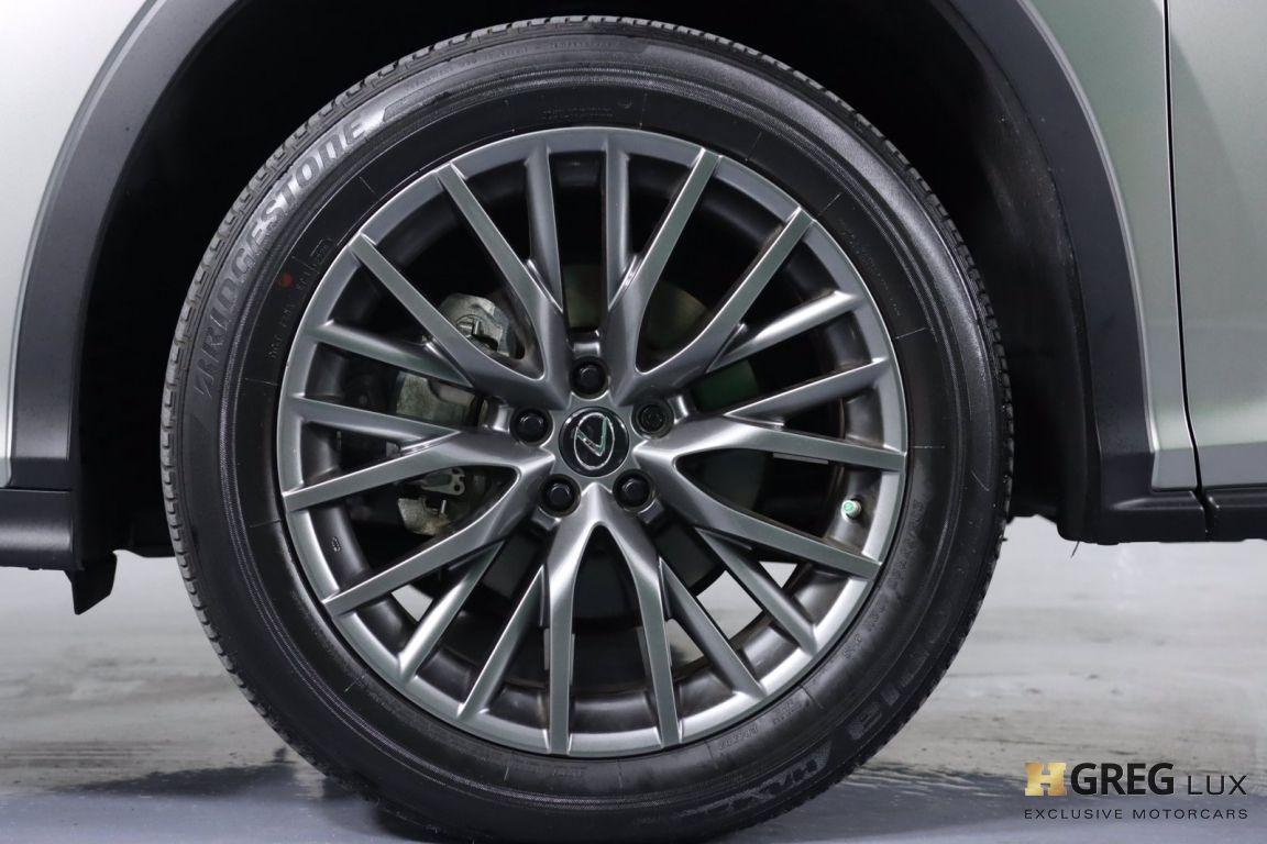 2020 Lexus RX RX 350 F SPORT Performance #24