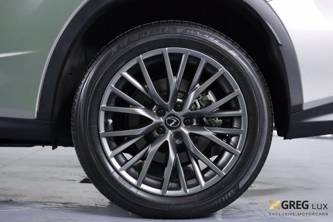 2020 Lexus RX RX 350 F SPORT Performance #26