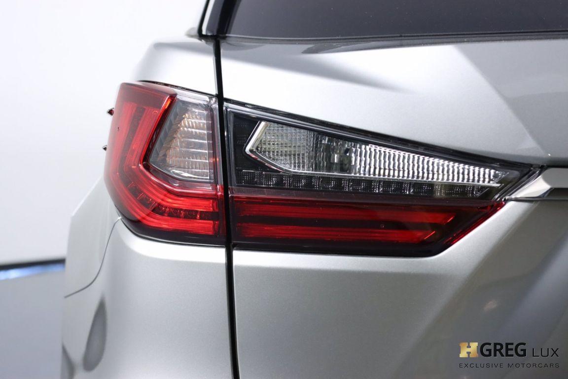 2020 Lexus RX RX 350 F SPORT Performance #17