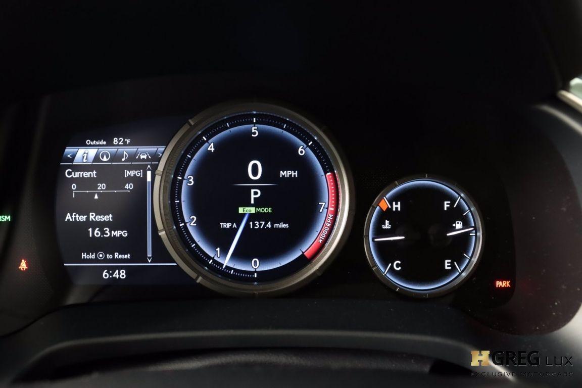 2020 Lexus RX RX 350 F SPORT Performance #45