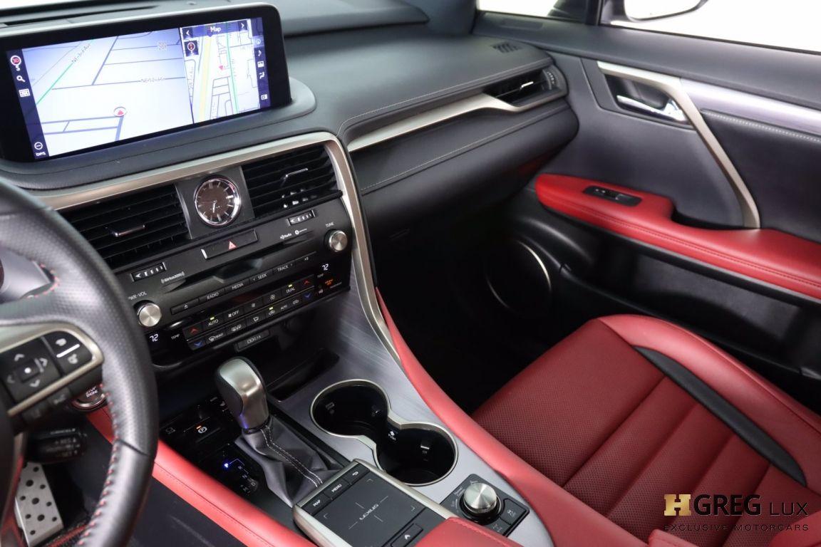 2020 Lexus RX RX 350 F SPORT Performance #38