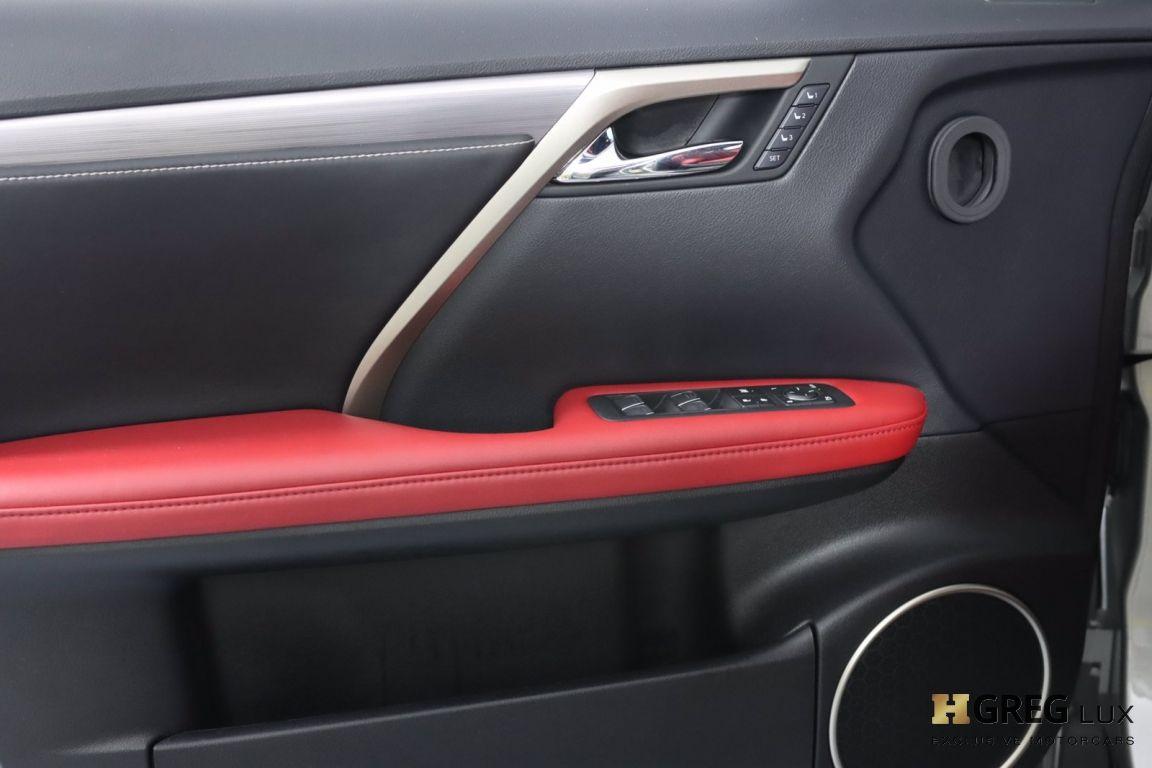 2020 Lexus RX RX 350 F SPORT Performance #36