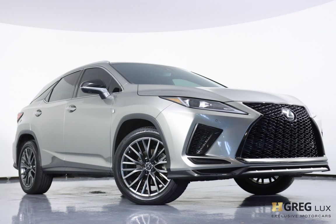 2020 Lexus RX RX 350 F SPORT Performance #28