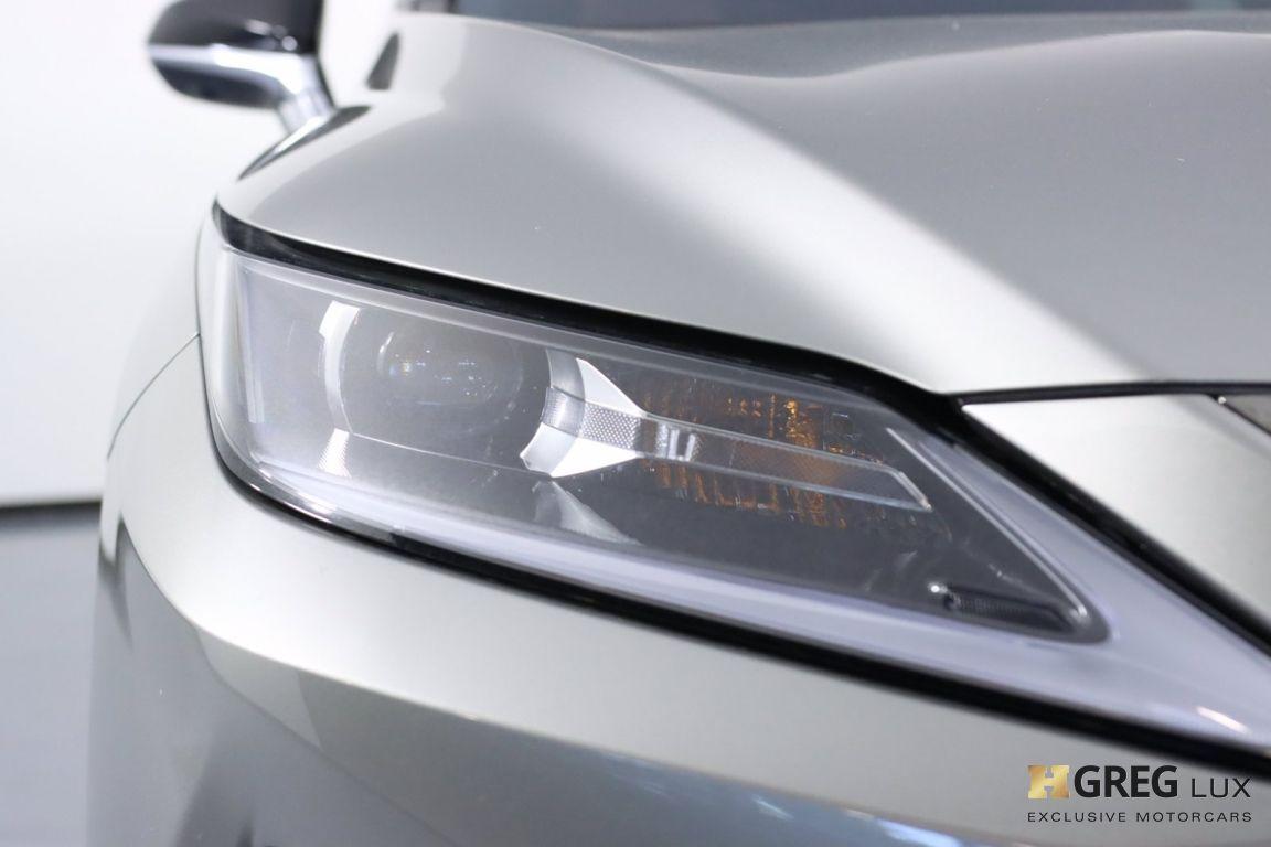 2020 Lexus RX RX 350 F SPORT Performance #4