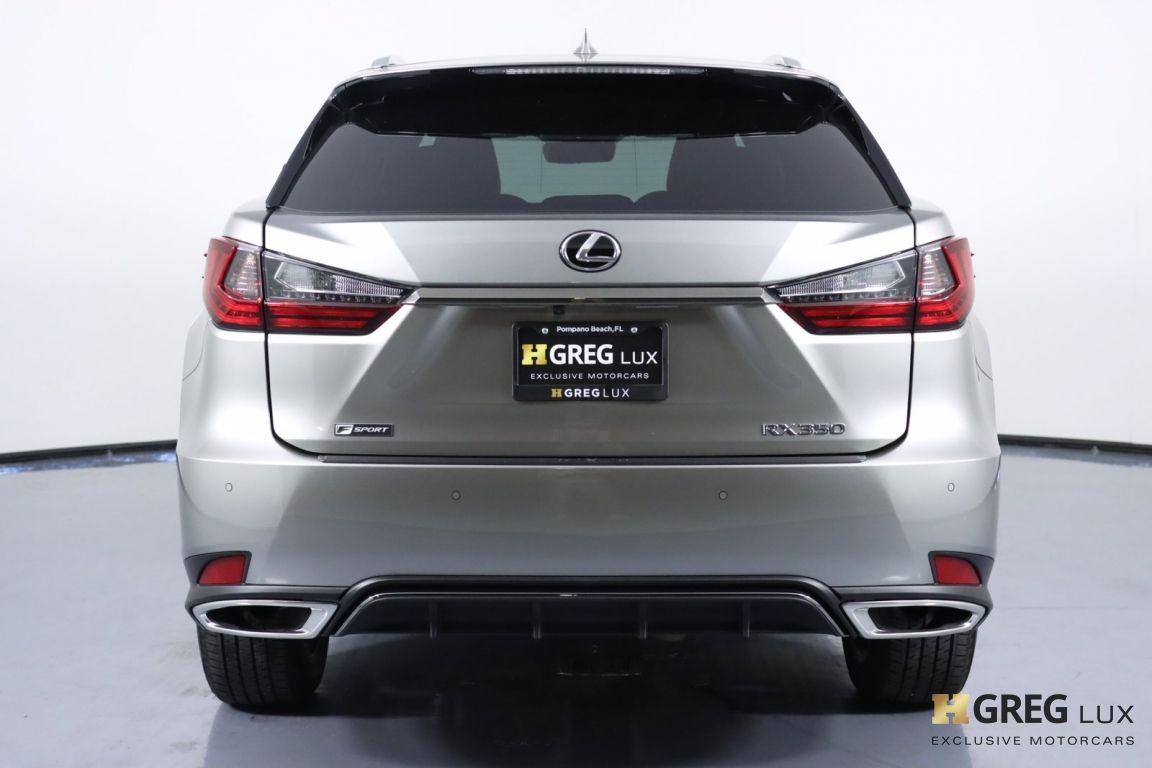 2020 Lexus RX RX 350 F SPORT Performance #16