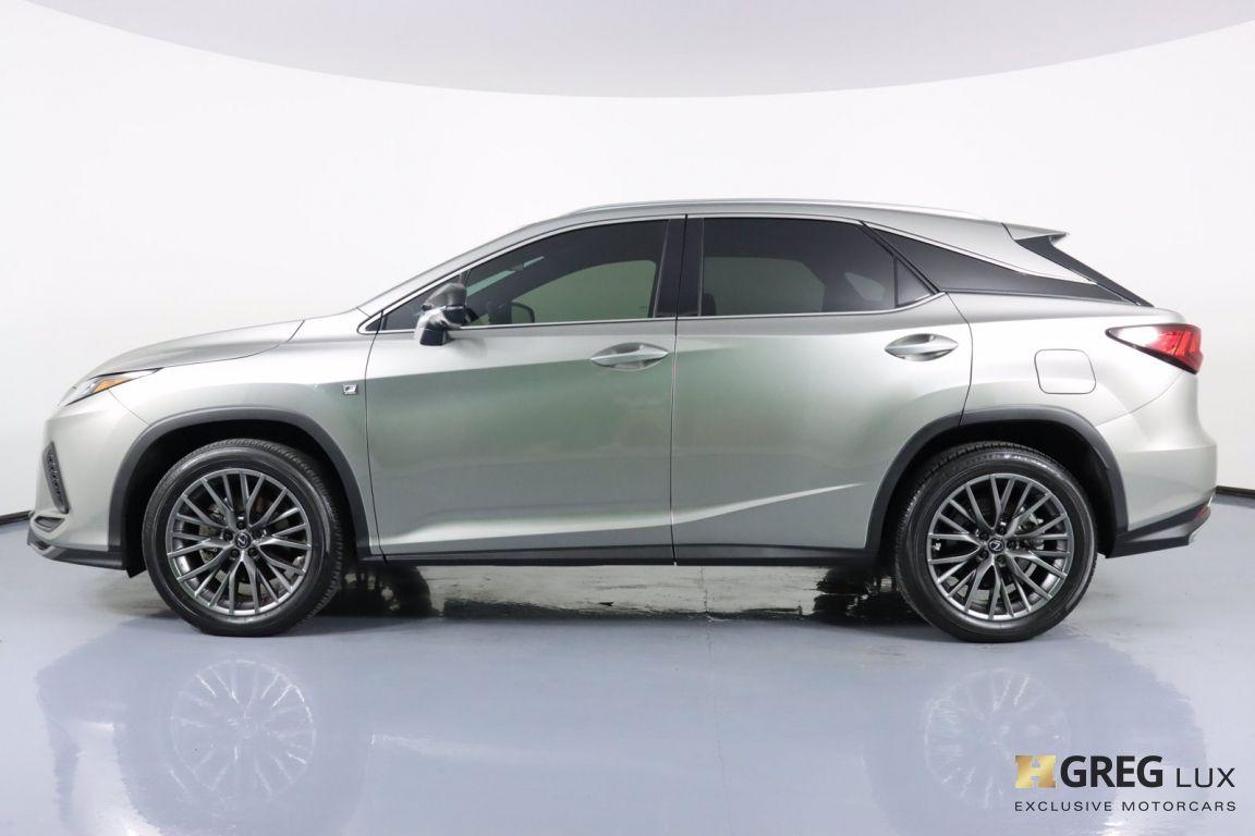 2020 Lexus RX RX 350 F SPORT Performance #22
