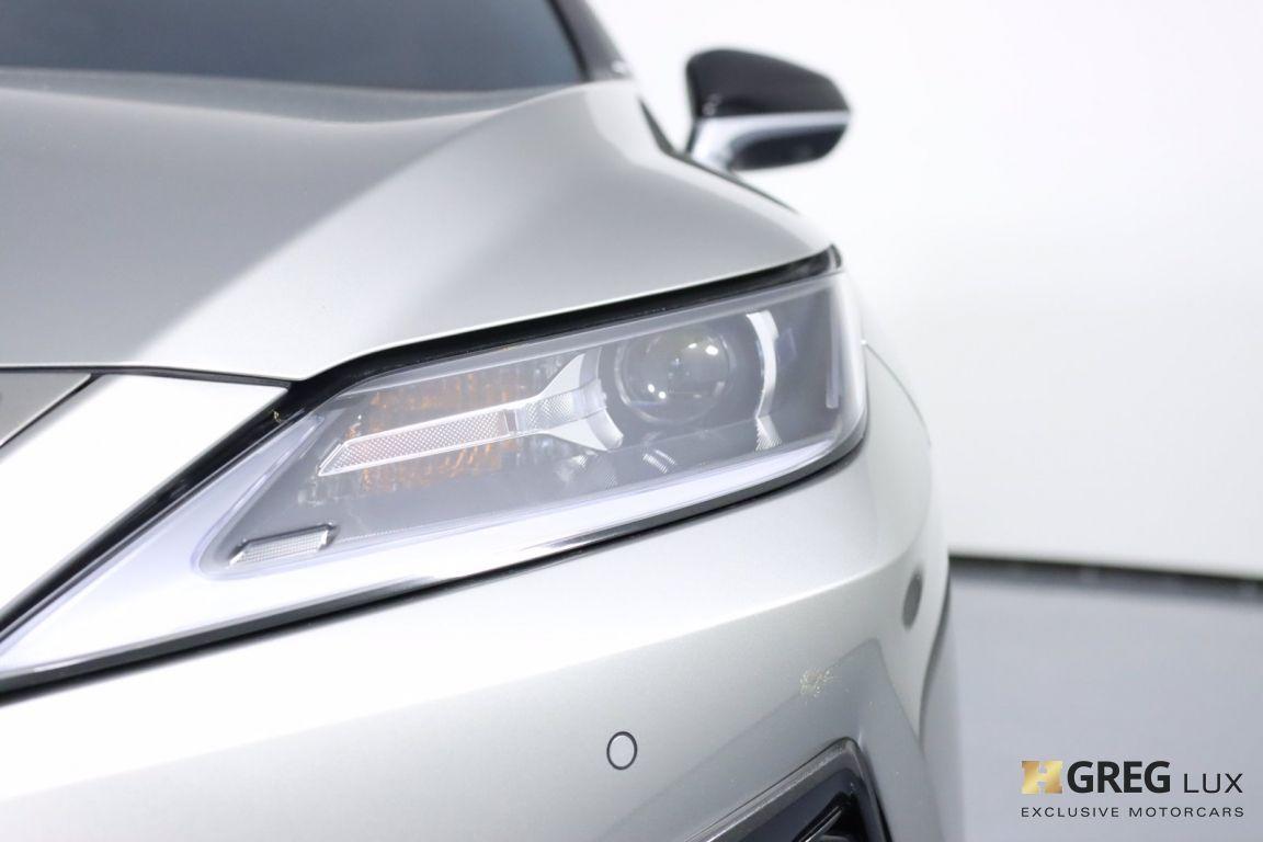 2020 Lexus RX RX 350 F SPORT Performance #5
