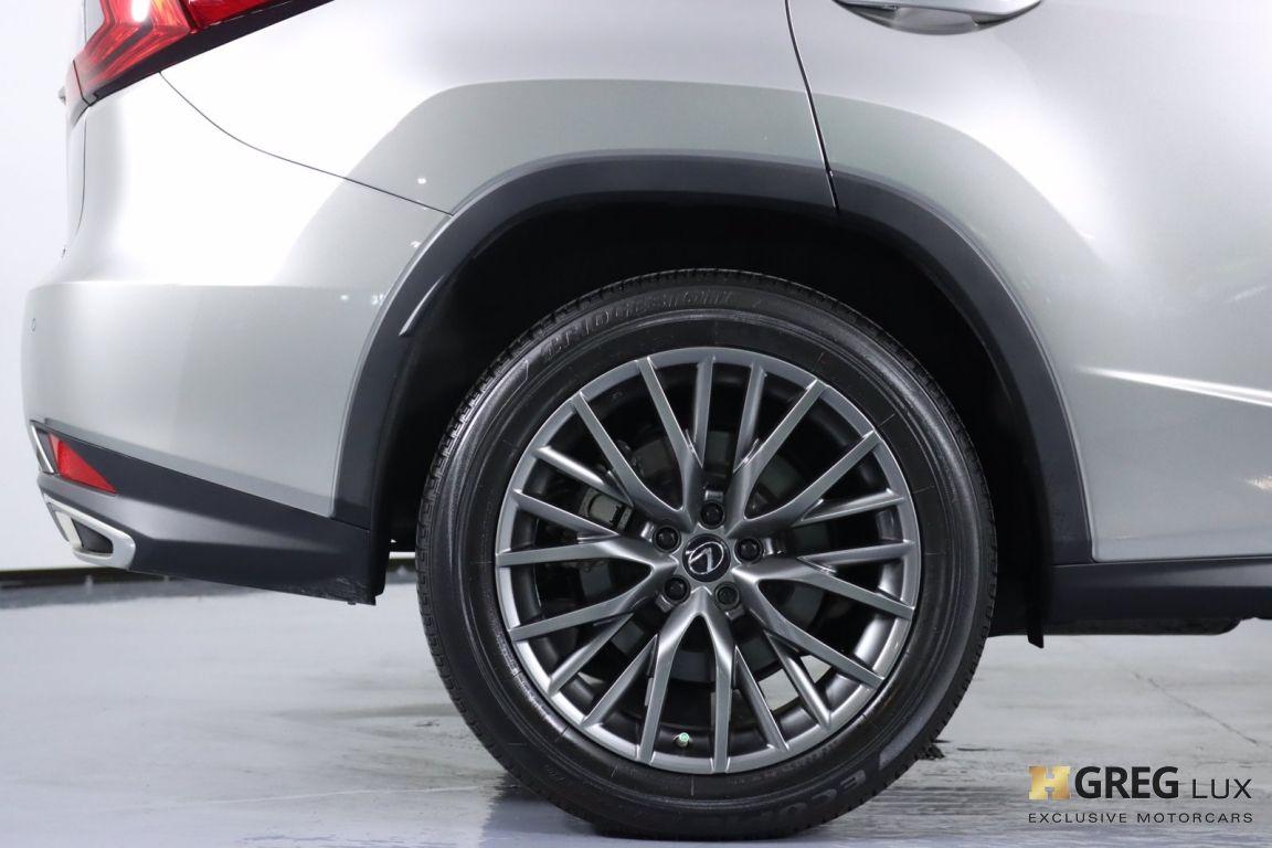 2020 Lexus RX RX 350 F SPORT Performance #13