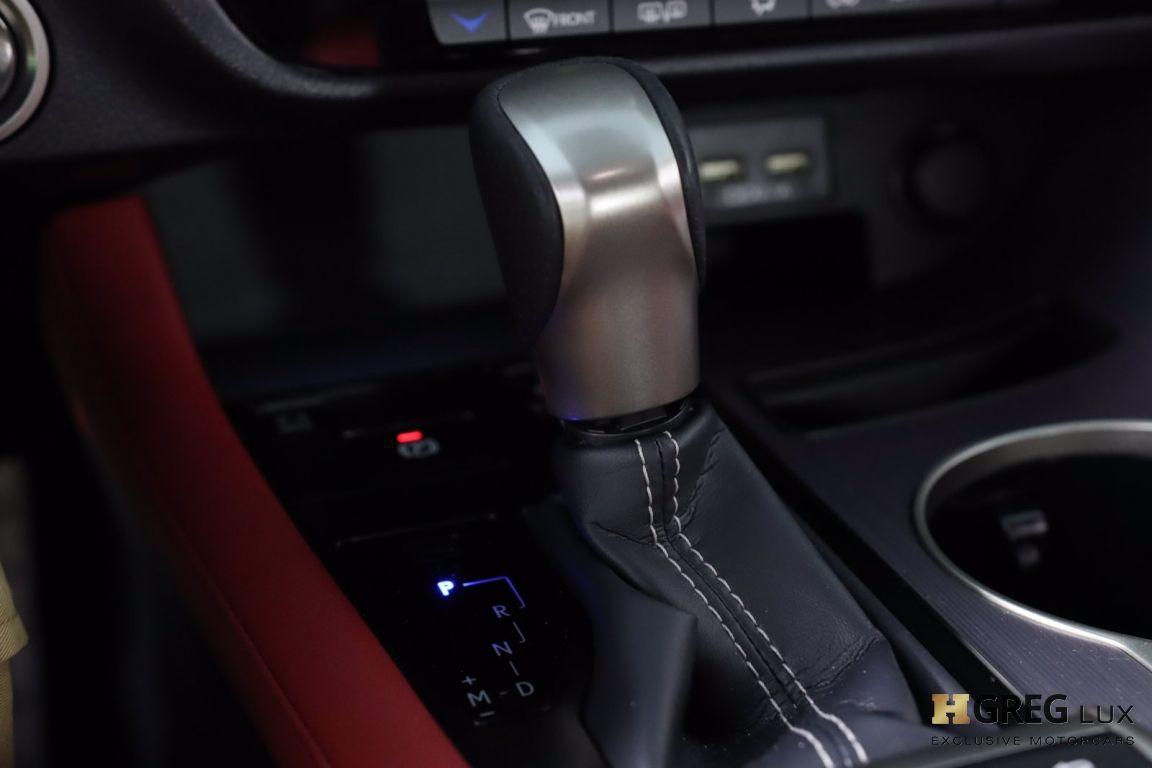2020 Lexus RX RX 350 F SPORT Performance #42