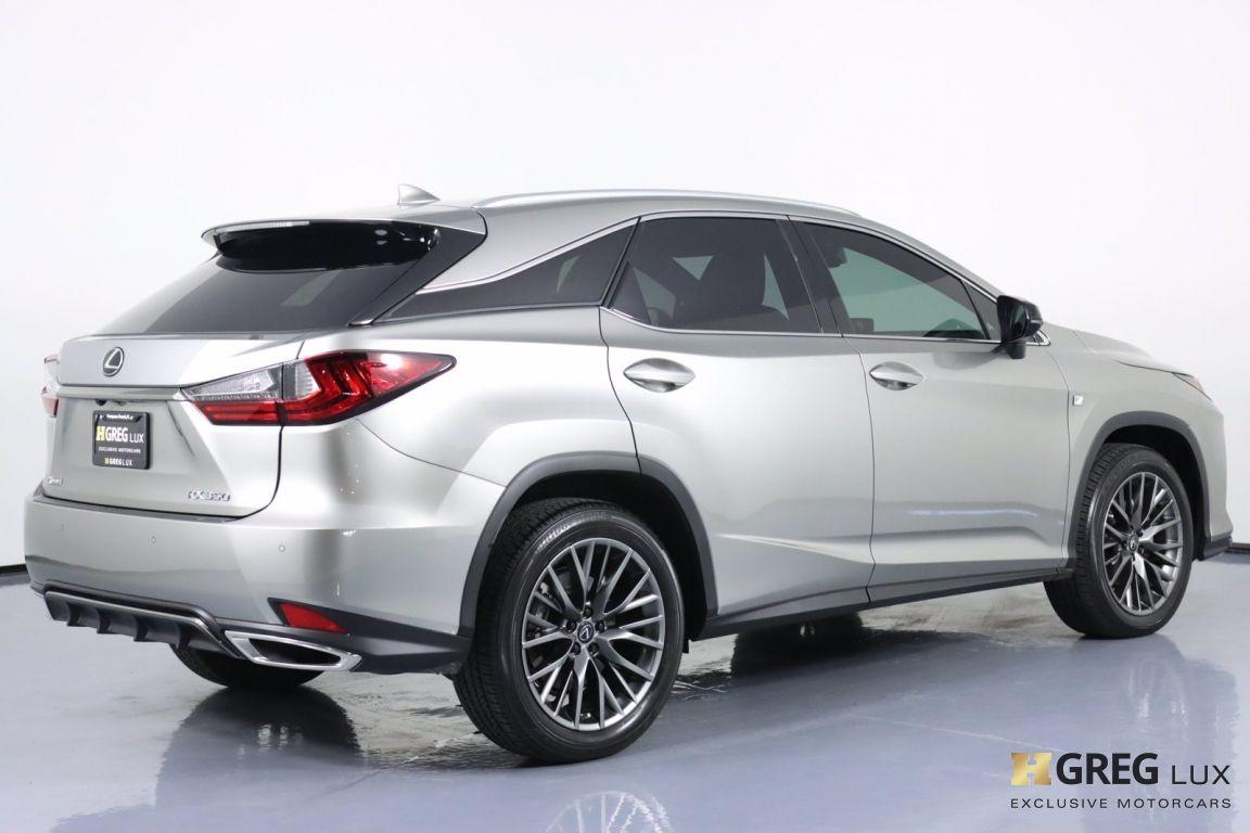 2020 Lexus RX RX 350 F SPORT Performance #15