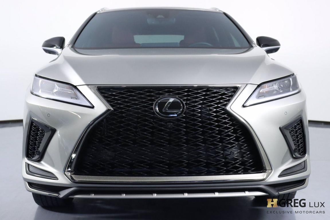 2020 Lexus RX RX 350 F SPORT Performance #3