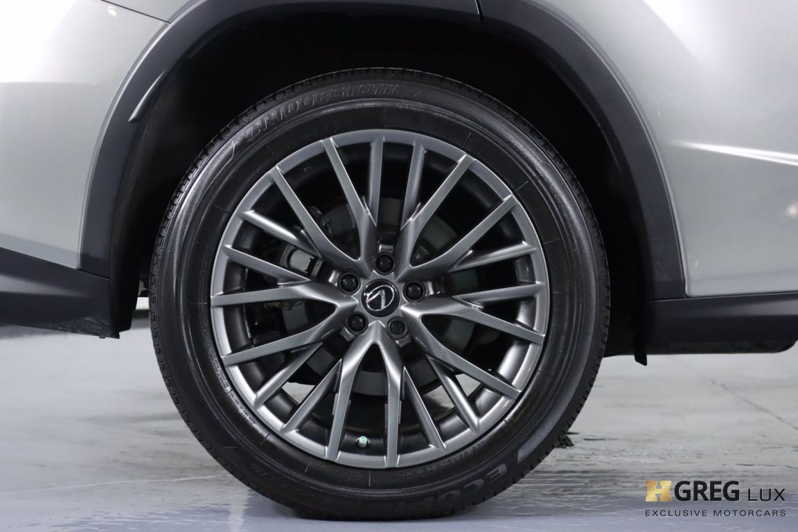 2020 Lexus RX RX 350 F SPORT Performance #14
