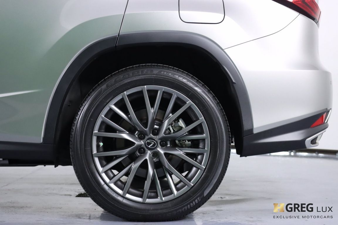 2020 Lexus RX RX 350 F SPORT Performance #25